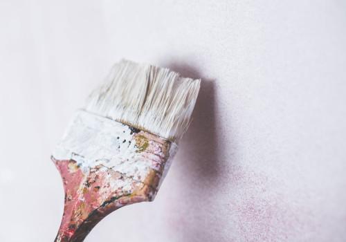 Schilderen door ervaren schilders
